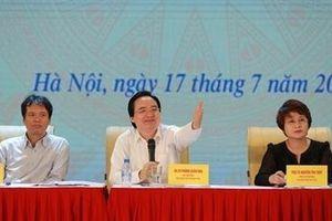 Phương thức thi THPT quốc gia sẽ giữ ổn định đến hết năm 2020
