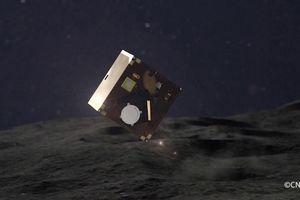 Videographics: Khám phá những bí mật của một tiểu hành tinh