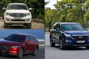 Lựa chọn SUV 7 chỗ khoảng 1 tỷ đồng cho khách hàng ưa chuộng công nghệ