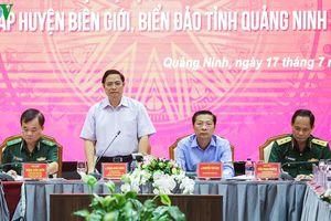Trưởng Ban Tổ chức Trung ương dự Hội nghị sơ kết Đề án 174 tại Quảng Ninh
