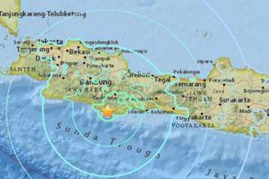 Indonesia dự đoán trận 'siêu động đất' 8,8 độ có thể gây sóng thần đảo Java