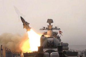 Clip: Nga khai hỏa tên lửa hành trình siêu âm uy lực trên biển Nhật Bản