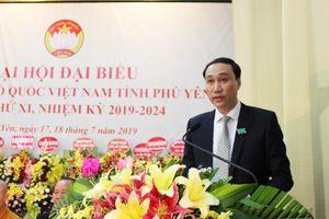 Phú Yên: Bí thư Tỉnh ủy tham gia Ủy ban MTTQ tỉnh