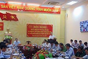 Cách chức trong Đảng với hiệu phó Trường Chính trị Bình Thuận