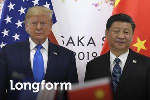 Kinh tế Trung Quốc vật vã với 'ngoại kích' Trump, 'nội công' bom nợ