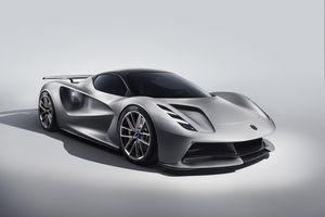 Siêu xe mạnh nhất thế giới Lotus Evija ra mắt, giá 2,1 triệu USD