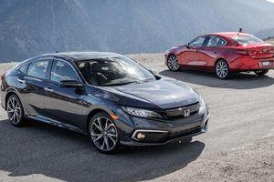 So sánh Honda Civic 2019 và Mazda3 2019: Cuộc đổi ngôi bất ngờ
