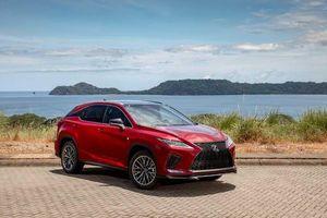 Đánh giá Lexus RX350 facelift 2020 giá 45.000 USD