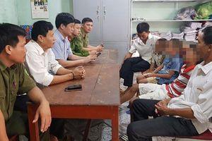 Nghệ An: Thông tin 3 bé trai bị bắt cóc không chính xác