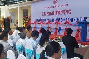 Công chức, viên chức Kon Tum phải thực hiện '4 xin, 4 luôn'
