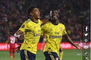 Arsenal thắng kịch tính trước Bayern Munich