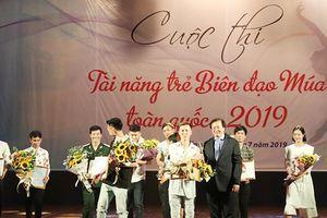 'Cuội già' đoạt huy chương vàng Tài năng trẻ Biên đạo múa 2019