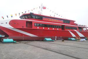 Xử phạt thuyền trưởng tàu cao tốc tuyến Vũng Tàu – Côn Đảo