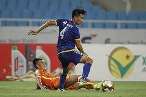 Vòng 14 giải hạng Nhất 2019 – Chung kết ngược trên sân Quy Nhơn