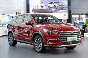 Xe BYD của Trung Quốc đẹp long lanh, chỉ 300 triệu đồng