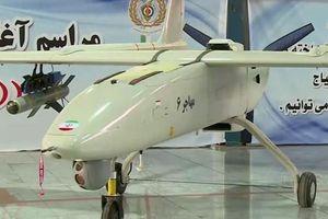 Máy bay không người lái mới của Iran có thể 'phá hủy bất kỳ mối đe dọa nào'