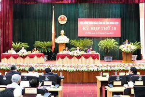 Giám đốc Sở TN&MT Hà Tĩnh trả lời chất vấn tại kỳ họp HĐND: Vòng vo và lúng túng