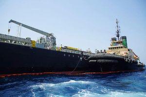Iran tuyên bố bắt giữ tàu chở dầu lậu đi qua vịnh Ba Tư