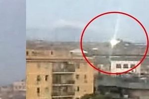 Italy: Xôn xao hình ảnh UFO - nghi tàu của người ngoài hành tinh