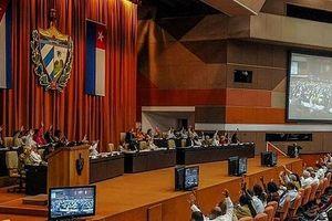 Thông qua Luật Bầu cử mới, Cuba tìm cú huých cho nền kinh tế