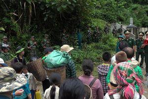 Diễn tập liên hợp ngăn chặn người di cư tự do và xuất, nhập cảnh trái phép