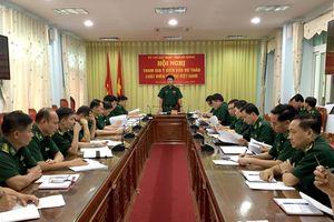 BĐBP Hà Giang: Tham gia ý kiến vào dự thảo Luật Biên phòng Việt Nam