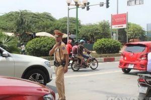 CSGT Hà Nội: Xử lý hơn 3.000 trường hợp vi phạm sau 3 ngày ra quân