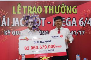 155 người trở thành tỷ phú Vietlott, trúng thưởng 4.200 tỉ đồng