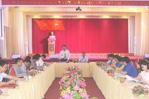 Đề nghị tiếp tục điều chỉnh công tác nhân sự ĐH điểm Hội LHTN tỉnh Yên Bái