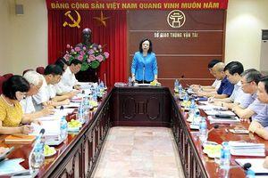 Hà Nội: Ngăn chặn tham nhũng vặt tại những lĩnh vực dễ phát sinh