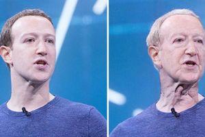 Không biết gương mặt ra sao khi về già, dân mạng há hốc mồm sau khi dùng app đang 'gây sốt' trên mạng xã hội