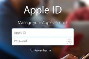 Cách lấy lại mật khẩu Apple ID nhanh nhất khi bị quên