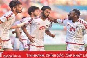 UAE - đối thủ của tuyển Việt Nam tại vòng loại World Cup mạnh cỡ nào?