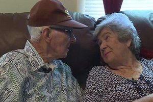 Kỳ diệu chuyện tình của cặp vợ chồng kết hôn 71 năm rồi qua đời cùng một ngày