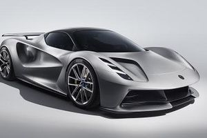 Lotus ra mắt siêu xe điện Evija giá 49 tỷ đồng, công suất lên tới 2.000 mã lực