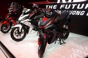 Điểm danh những xe máy mới ra mắt thị trường Việt trong tháng 7