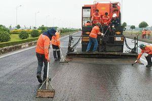Xử lý cả cán bộ, cơ quan quản lý vi phạm trong bảo trì đường bộ