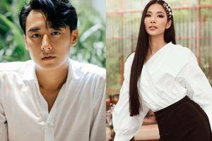 Rocker Nguyễn lần đầu lên tiếng về tin đồn hẹn hò á hậu Hoàng Thùy