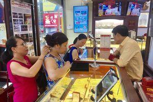 Giá vàng ngày 18/7: Vàng SJC trong nước bật tăng mạnh