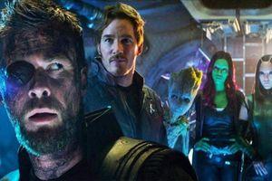 Thor 4 và vai trò của Chris Hemsworth trong 'Guardians of the Galaxy 3'