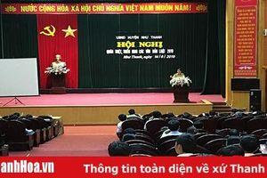 Huyện Như Thanh tăng cường công tác tuyên truyền, phổ biến, giáo dục pháp luật cho người dân