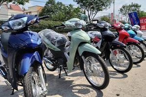 Người Việt đang giảm dần mua xe máy Honda?