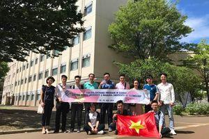 SAKURA 2019 - Trường Đại học Điện lực hợp tác đào tạo với Trường Đại học Công nghệ Nagaoka