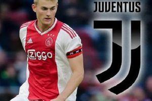 Juventus CHÍNH THỨC ký hợp đồng với Matthijs de Ligt