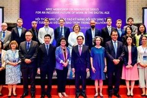 Phát huy vai trò đi đầu của APEC trong đào tạo kỹ năng kỷ nguyên số