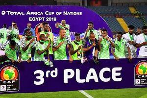 AFCON 2019: Đánh bại Tunisia, Nigeria giành hạng ba