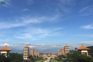 Ấn tượng Phật Quang Sơn – 'kinh đô' Phật giáo Đài Loan