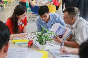 Thêm nhiều trường đại học tại TP HCM công bố sàn xét tuyển