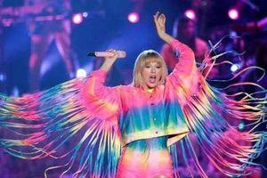 Taylor Swift là ngôi sao có thu nhập cao nhất thế giới