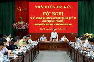 Hà Nội: Bí thư quận, huyện phải trực tiếp chỉ đạo giải quyết khiếu nại, tố cáo phức tạp